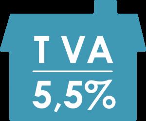TVA travaux à 5,5%