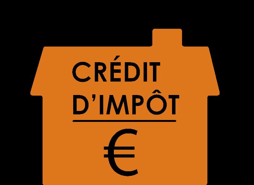 Un crédit d'impôt montant jusqu'à 30 % du prix d'achat TTC hors main-d'oeuvre (et un maximum de 3 000 € TTC).